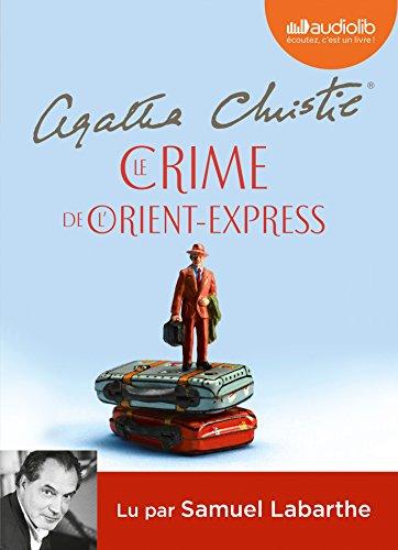 Le Crime de l'Orient-Express: Livre audio 1 CD MP3 par Agatha Christie