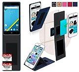 reboon Elephone P6000 Hülle Tasche Cover Case Bumper | Blau | Testsieger