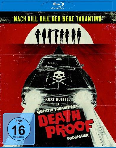 Bild von Death Proof - Todsicher [Blu-ray]