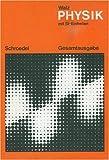 Blickpunkt Physik, Themenbände, Akustik, Schwingungen und Wellen - Adolf Walz