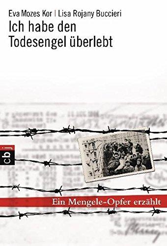Buchcover Ich habe den Todesengel überlebt: Ein Mengele-Opfer erzählt