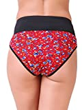 Masha Women Printed Multicolor Tummy Tucker Panties-PT3PC-98-S-P