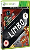 Cheapest Xbox Live Hits Collection: Limbo, Trials HD and Splosion Man on Xbox 360