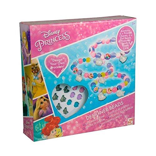 SAMBRO Disney Prinzessinnen Set für Armbänder und Figur -