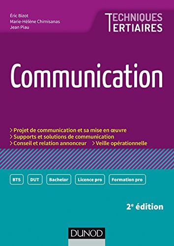 Communication - 2e éd. par Jean Piau