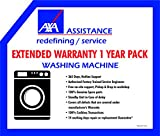 #8: AXA 1 Year Extended Warranty for Washing Machine (Rs. 6000 - 12000)