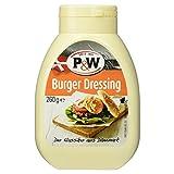 P&W Burger Dressing Fertigsauce, 260 g