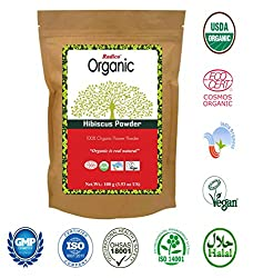 Radico Colour Me Organic Hibiscus Powder (100 g)