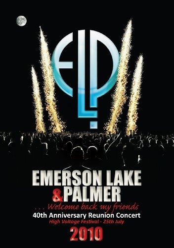 Emerson Lake & Palmer - 40Th Anniversary Reunion Concert [USA] [Blu-ray]