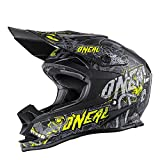Oneal 7 series EVO Menace motocross casco, Matt Gray Hi-Viz