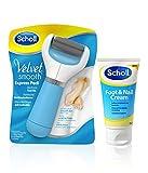 Doctor Scholl #1 Velvet Smooth Lime Électrique pour Pieds 10 g