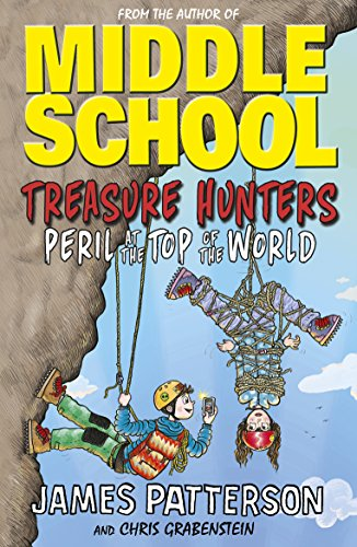 treasure-hunters-peril-at-the-top-of-the-world-english-edition