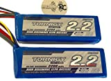 2 x Turnigy LiPo-Pack 3S 11,1V 2200mAh 20-30C **** 2x Top Seller Akkus jetzt aus BRD
