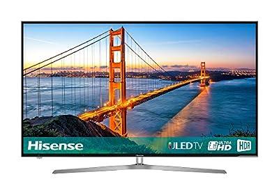 Hisense H50U7AUK 4K UHD Smart TV - Silver/Black (2018 Model)