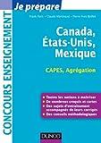 Image de Canada, Etats-Unis, Mexique - Capes-Agrégation : Capes-Agrégation Géographie (Concours enseignement)