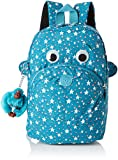 Kipling Faster Cartable, 28 cm, 7 liters, Multicolore (Cool Star Girl)