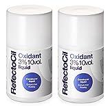 2er Oxidant Flüssig 3% 10 Vol. stabilisierter Entwickler RefectoCil 100 ml
