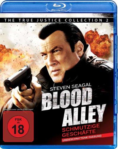 Blood Alley - Schmutzige Geschäfte [Blu-ray]
