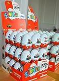 Kinder Surprise - Huevo de Chocolate 20g - Paquete con 72 Piezas
