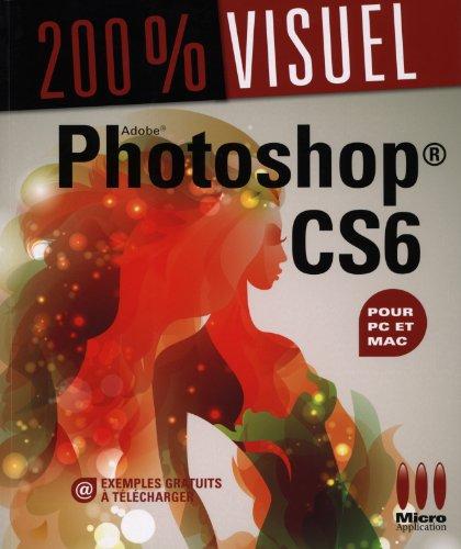 200% VISUEL PHOTOSHOP CS6