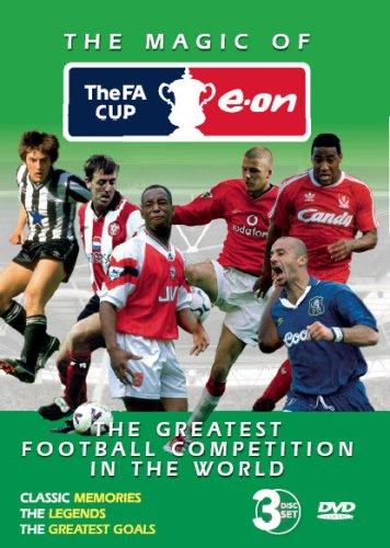 The Magic Of The FA Cup [DVD] [UK Import] G2 Magic