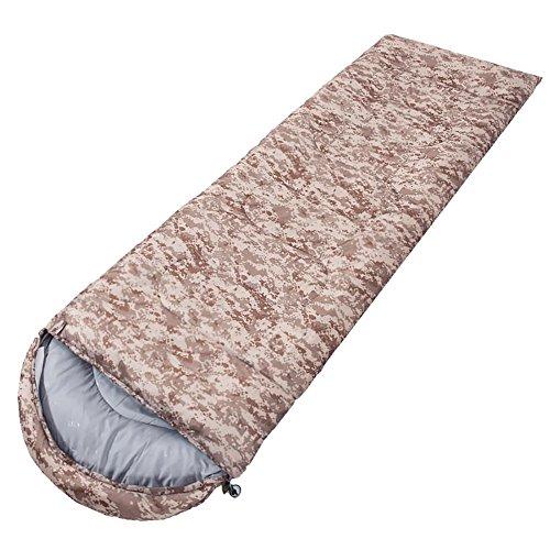 MIAO Draußen Innen Lunch Break Camping Individuelle Vier Jahreszeiten Tarnung Umschlag Baumwolle (Haube Fuß Onesies Mit Und)