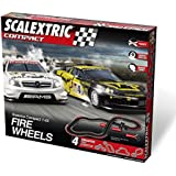 Scalextric Compact - Circuito Compact Fire Wheels (90221)