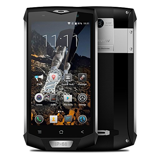 Blackview BV8000 Pro Smartphone Android 7.0 5,0 pouces FHD...