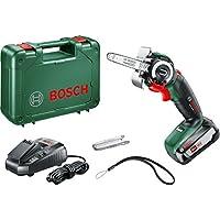 Bosch Scie 06033D5101AdvancedCut 18(Système Batterie 2,5Ah, 18V), 45W, V, 2pièces