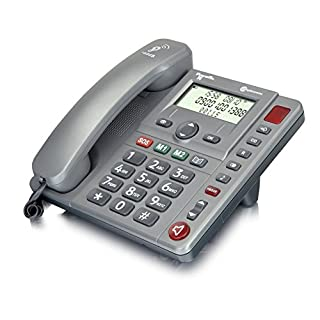 amplicomms PowerTel 96 - schnurgebundenes Großtastentelefon
