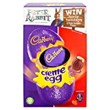 Cadbury Crème Medium Easter Egg Chocolate, 138 g