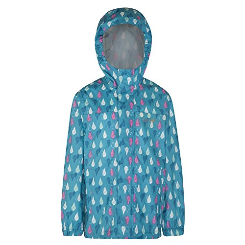 regatta-girls-printed-pack-it-waterproof-jacket-aqua-size-11-12
