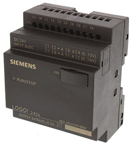 Siemens stlogo – Module Logico 24 Co sans Display al/E/S 3 x 24 V