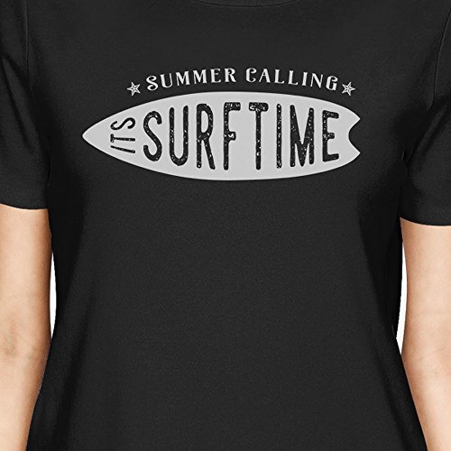 365 Printing -  T-shirt - Maniche corte  - Donna Summer Calling It's Surf Time