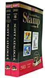 Scott Standard Postage Stamp Catalogue 2018: United States, United Nations, & A-Australia