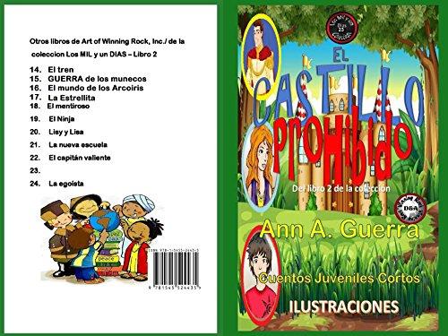 El Castillo Prohibido (Los MIL y un DIAS: Libro 2 nº 23 ...