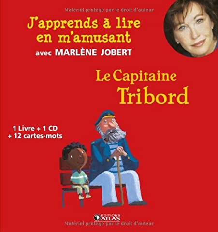 Le capitaine Tribord (1CD audio)