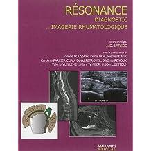 Résonance : Diagnostic en imagerie rhumatologique