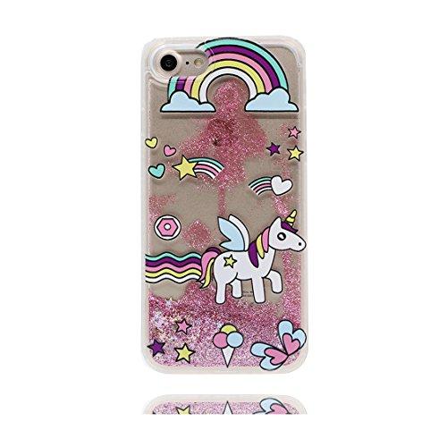 custodia iphone 7 plus unicorno