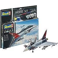 Revell revell63952Eurofighter Typhoon Modelo Set