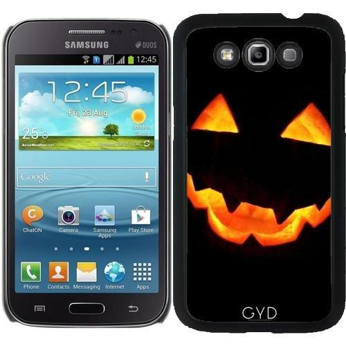 tArtists Hülle für Samsung Galaxy Win GT-I8552 - Halloween Kürbis by hera56 ()