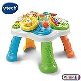VTech Baby - Juego de Mesa y Grandes centros de Trabajo (80-181575), Multicolor