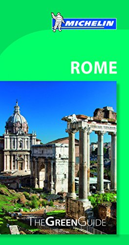 Michelin Green Guide Rome