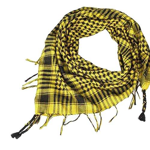 Yvelands Schal Wrap Unisex Mode Frauen Männer Arabischen -