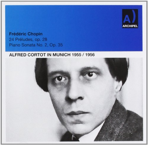 Alfred Cortot Preludes Op.28