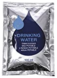Trinkwasser, Emergency, Pack mit 5 x 100 ml Beutel