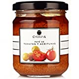 Paté de Tomates & Aceitunas (180 g) - La Chinata