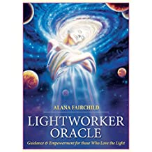 Lightworker Oracle: Guidance & Empowerment for Those Who Love the Light, 44 Full Colour Cards and 140 Book