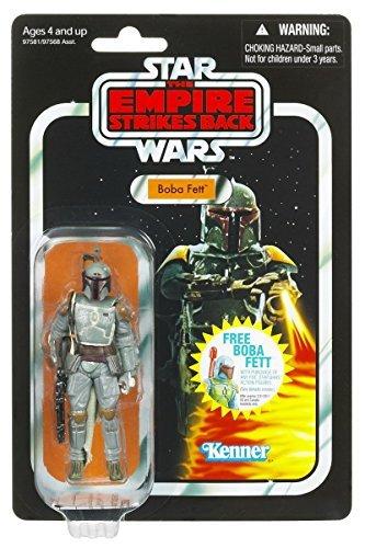 Star Wars - Figura de Boba Fett (3,75)