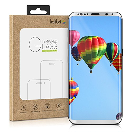 kalibri-Echtglas-Displayschutz-fr-Samsung-Galaxy-S8-3D-Schutzglas-Full-Cover-Screen-Protector-mit-Rahmen-in-Anthrazit